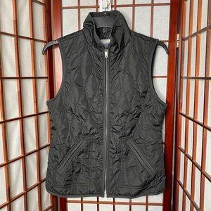 Old navy nwot black quilted vest